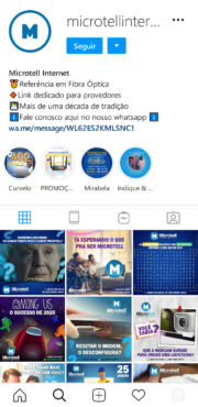 Microtell Instagram